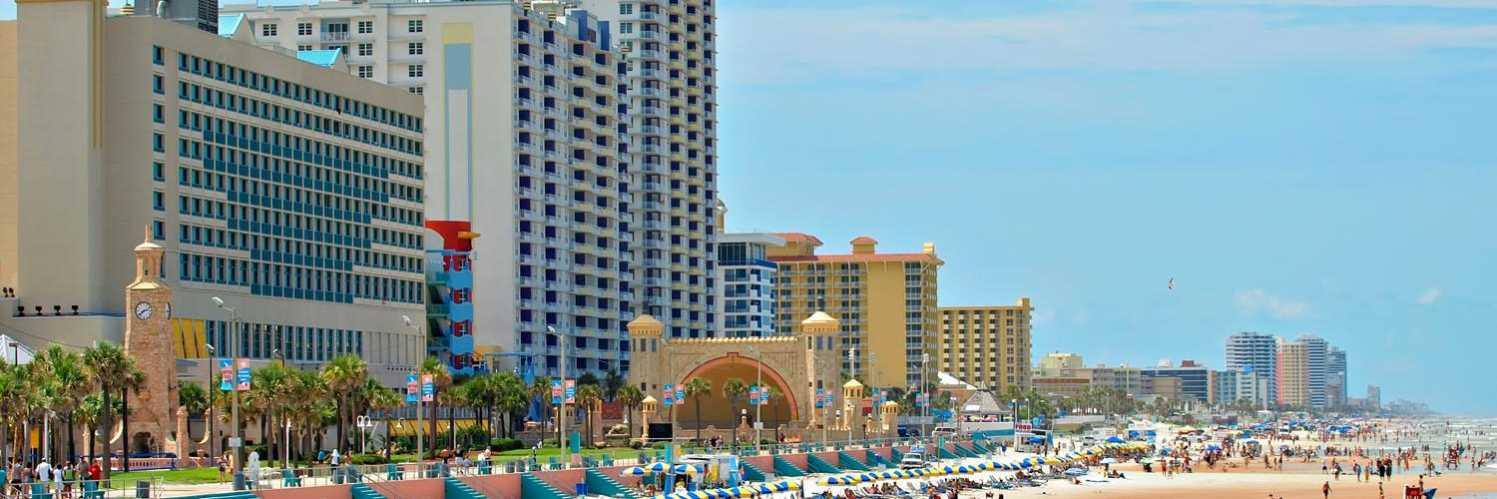 hotels in Daytona Beach