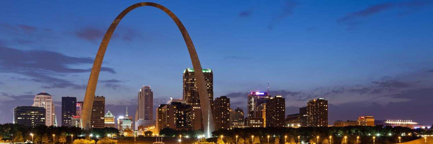 Saint Louis hotels