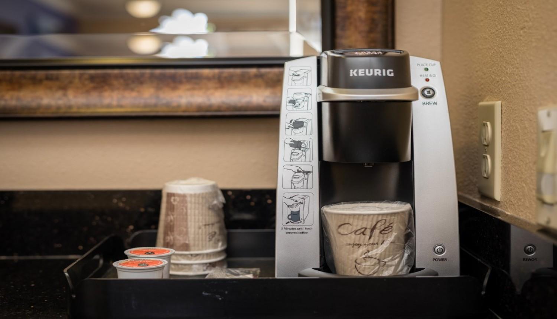 Keurig In-Room Coffee Maker