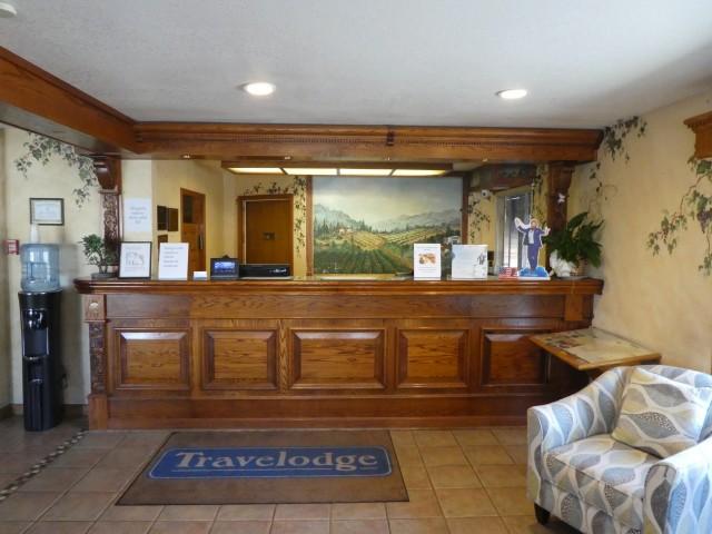 Travelodge Lobby