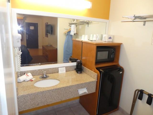 Vanity in Full Bathrooms