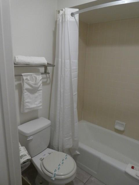 All rooms feature a private guest bathroom