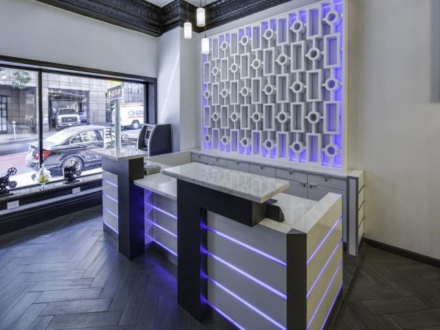Adante Hotel Front Desk - San Francisco