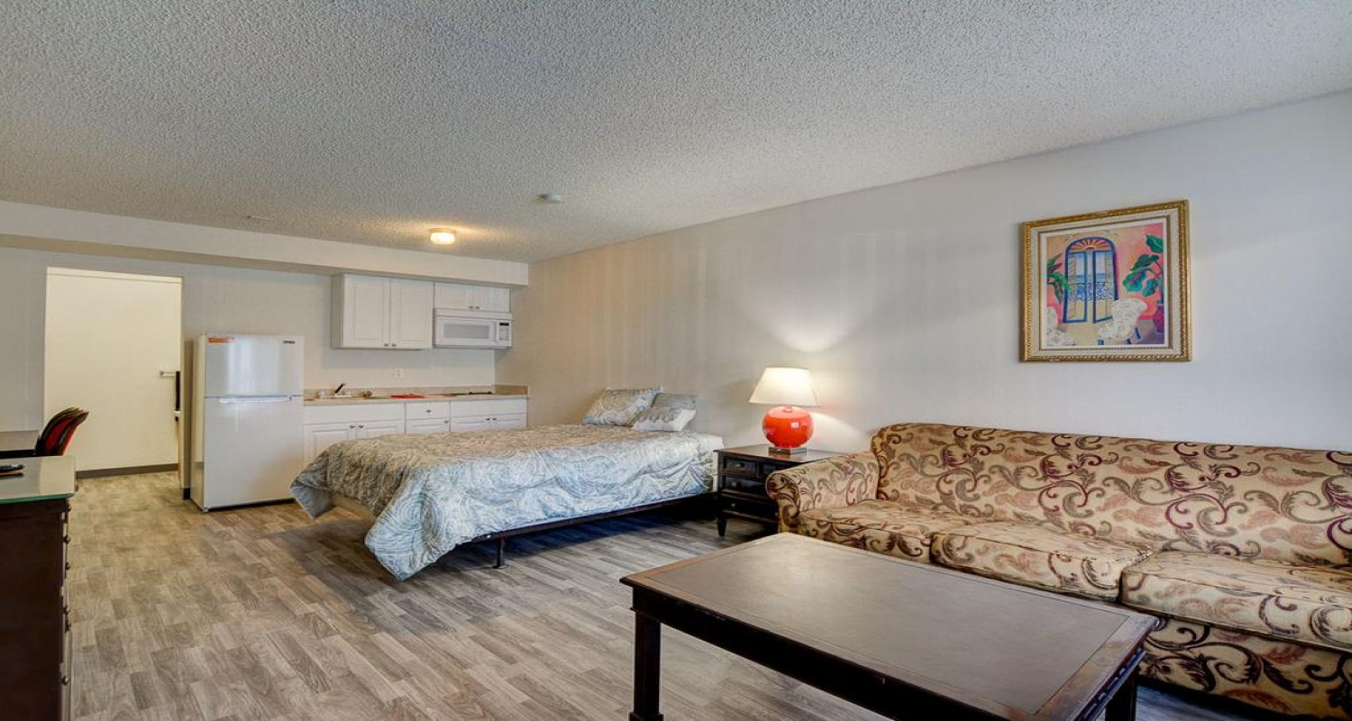 Siegel Slots and Suites - Guestrooms