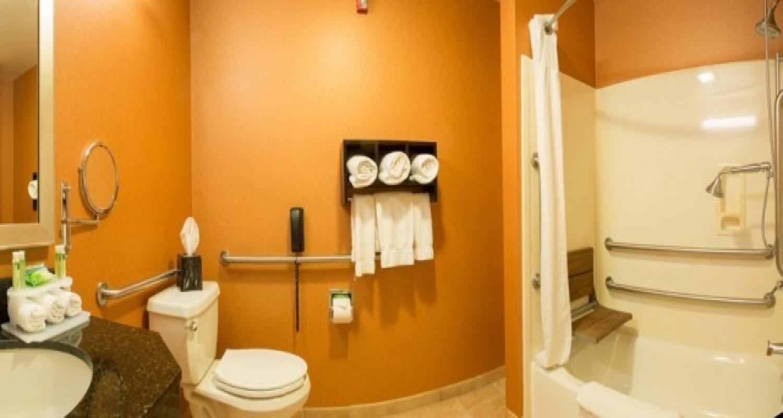 Special Needs Bathroom in Morgan Hill Hotels