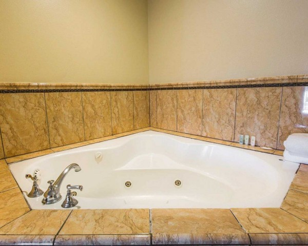 Relax In our In Room Hot Tub