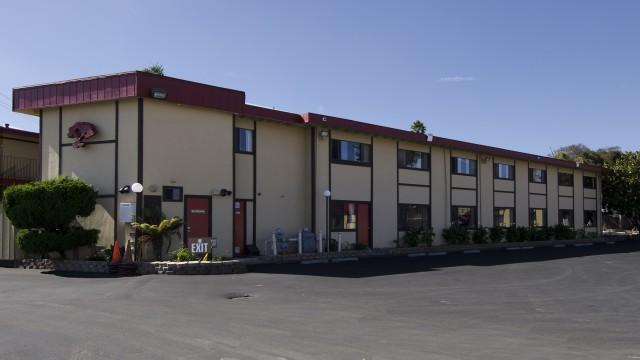 Red Roof Inn Monterey located on Fremont Blvd,