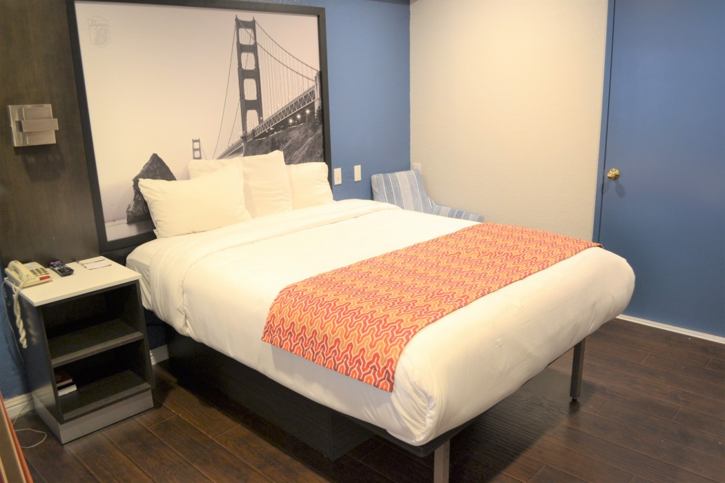 Lombard Street Hotel Guest Rooms