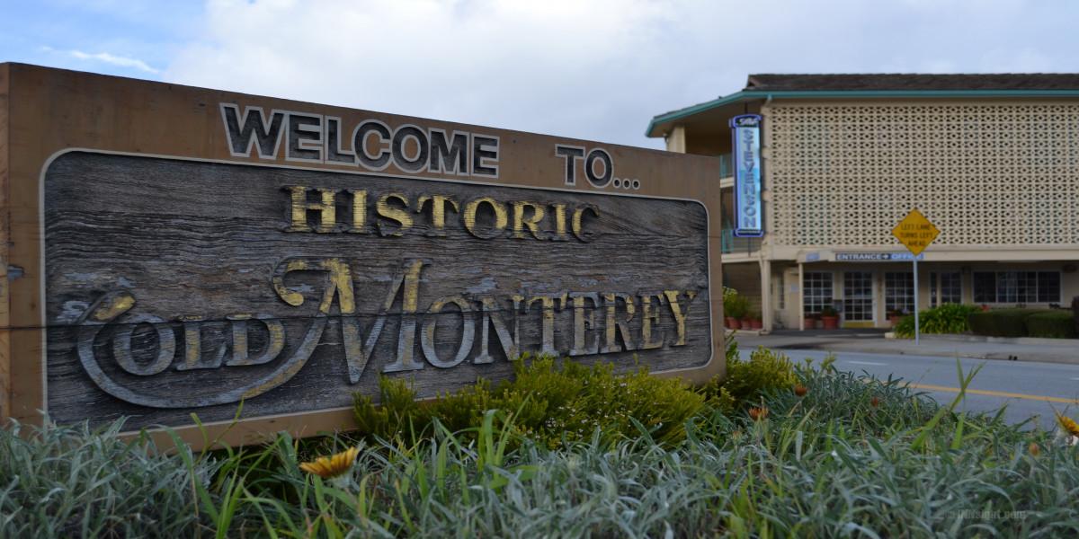 The Stevenson in Historic Old Monterey