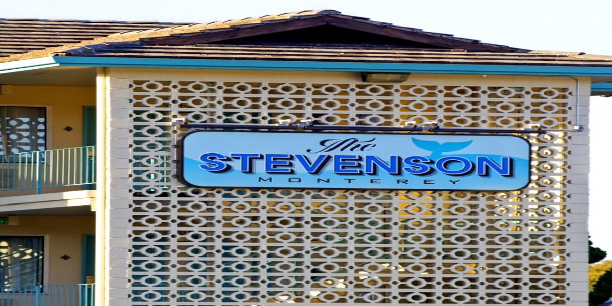 Stevenson Monterey Sign