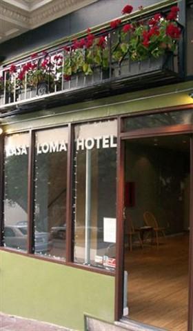 Hotel Entrance - Guestroom