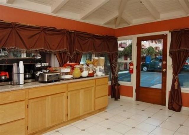Clarion Hotel Pacific Grove Ca