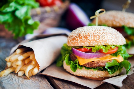 Welcome To The Bistro - Enjoy Burgers & More