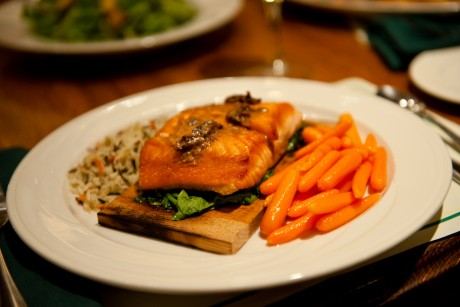 PJ Harrigans Bar & Grill - Salmon