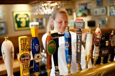 PJ Harrigans Bar & Grill - Bar Tap