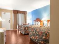 Large Hot Tub King Suite Room