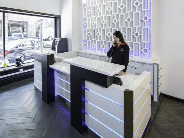 Adante Hotel San Francisco - Adante Hotel Front Desk