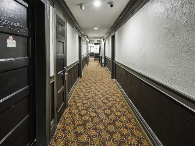 Adante Hotel San Francisco - Hallway of the Adante Hotel