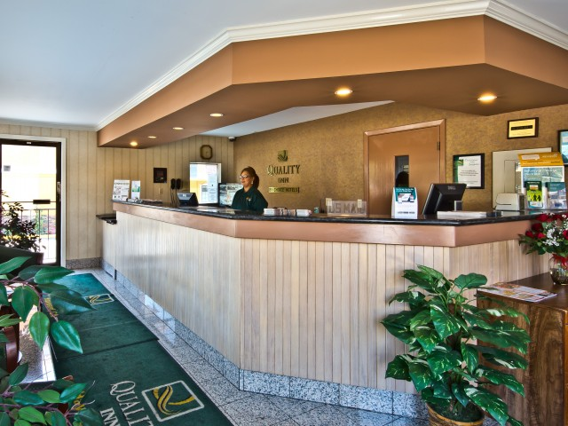 Quality Inn Hotel Hayward - Quality Inn Hayward Registration