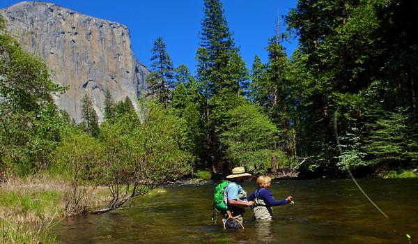 "Yosemite family adventures  ""where adventure begins"""