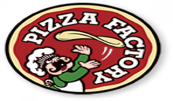 Save 15% on your meal at the pizza factory