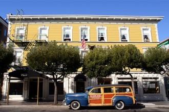 The San Remo Hotel