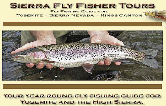 Yosemite rivers fly shop special