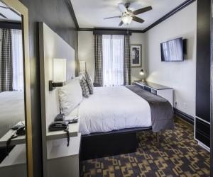 Adante Hotel San Francisco - Queen Bed Room at the Adante Hotel