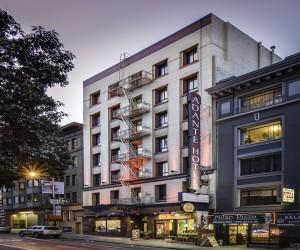 Adante Hotel San Francisco - Adante Hotel Exterior