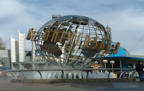 Universal studios hollywood package
