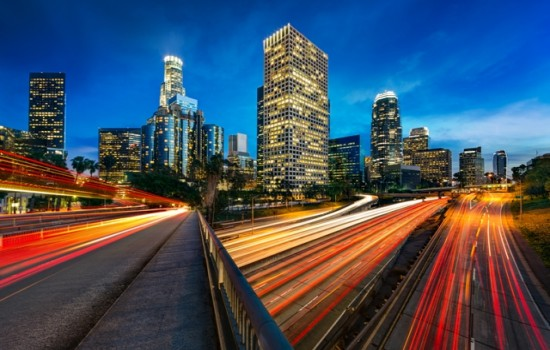 Los angeles city tour package