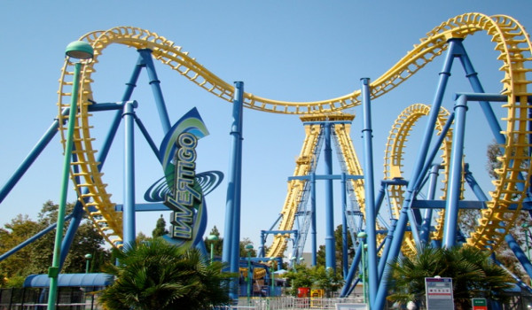 California's great america hotel package