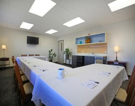 River Inn Hotel in Seaside, Oregon - Meeting Facilities at the River Inn