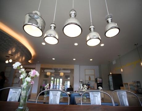 River Inn Hotel in Seaside, Oregon - River Inn's Breakfast Area