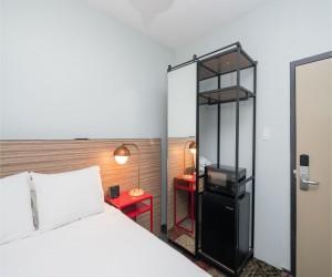 Minna Hotel SF - Microwave/Refridgerator