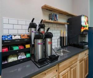 Minna Hotel SF - Coffee and Tea