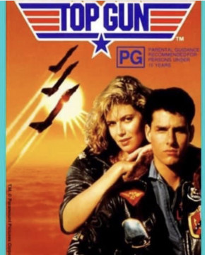Oakdale Drive In presents: A Father's Day showing of Top Gun