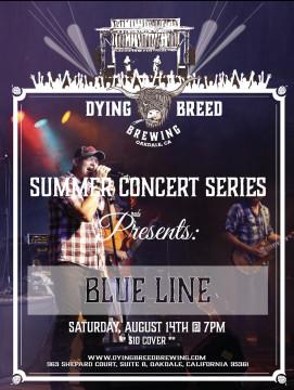 Blue Line Band