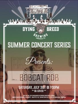 bobcat rob