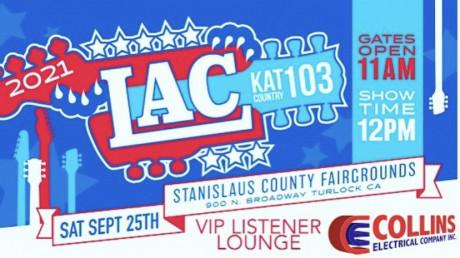 Kat Country 103 Listener Appreciation Concert
