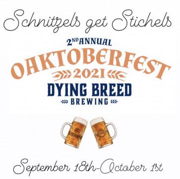 Oaktoberfest poster