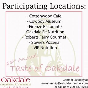 Taste of Oakdale_1