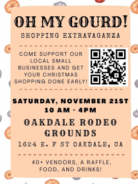 Oh My Gourd! Shopping Extravaganza