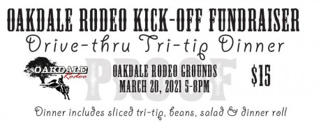 Oakdale Rodeo Kick-Off