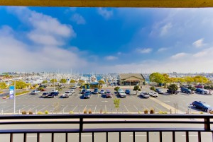 Ramada San Diego Airport - View from Balcony at San Diego Airport Ramada