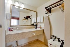 Ramada San Diego Airport - Bathroom Vanity at San Diego Airport Ramada