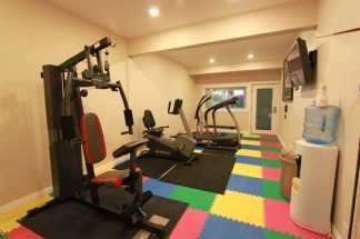 Ramada San Diego Airport - Gym