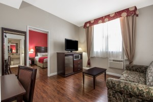 2 Room Suite with Sofa Sleeper