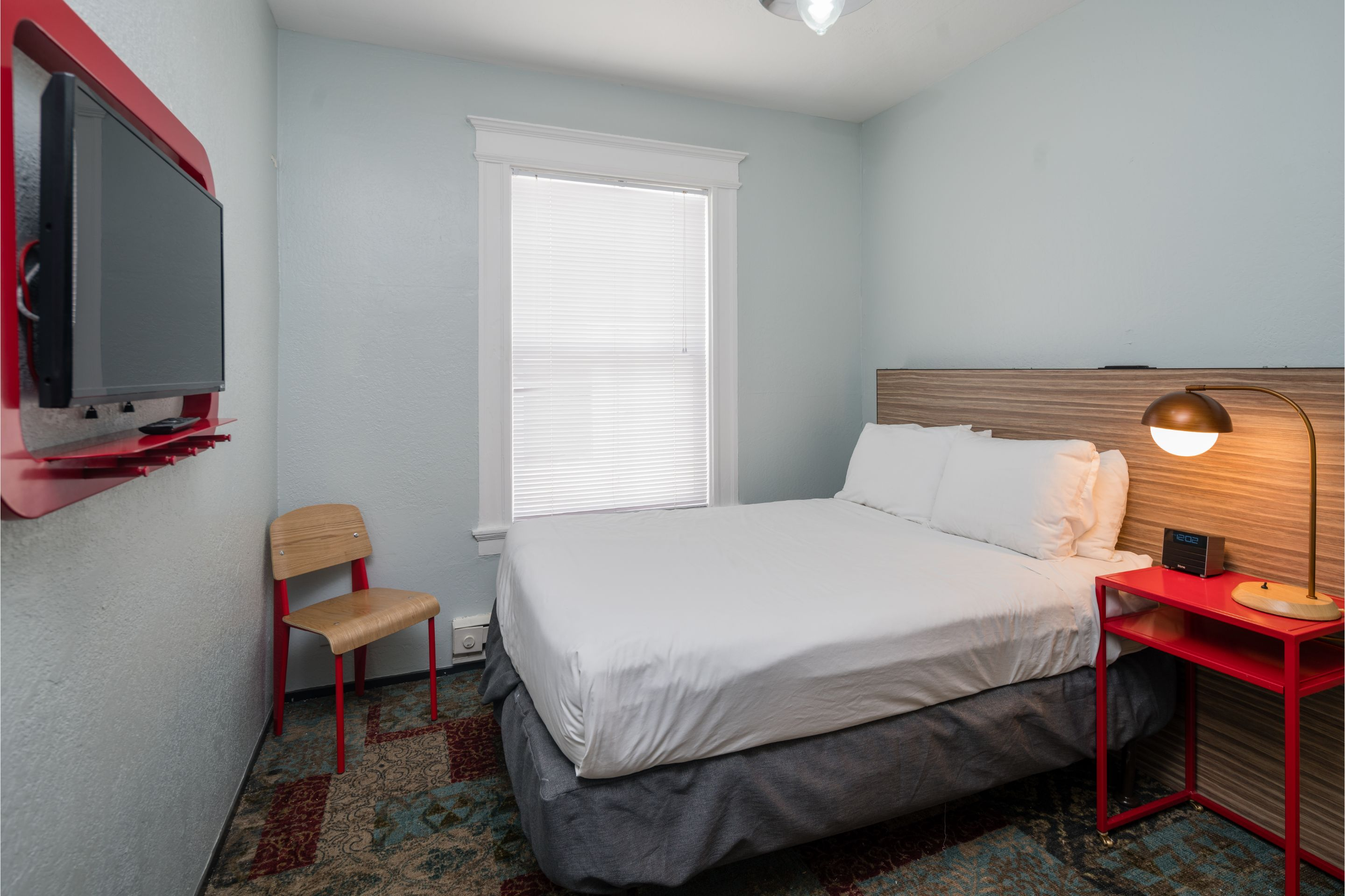 Minna Hotel SF - 1 Double Bed