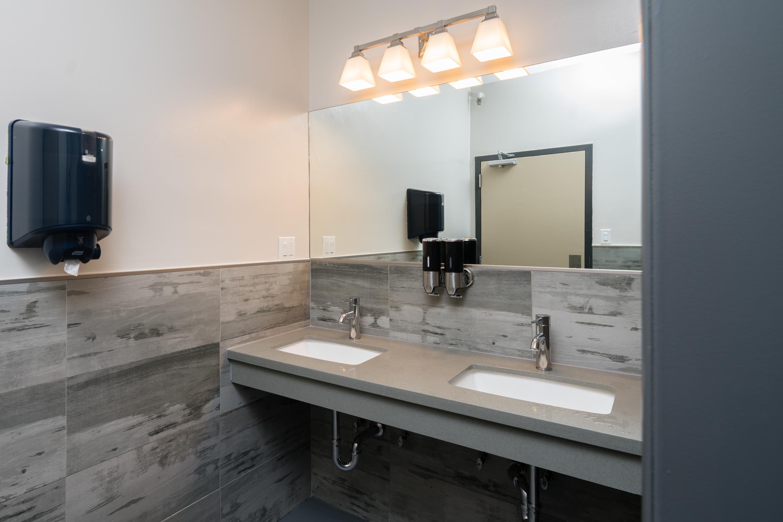 Minna Hotel SF - Guest Bathroom Vaniety - Minna Hotel